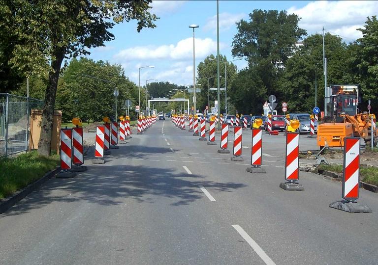 Augsburg, KP Neuburger-/Hans Böcklerstr.