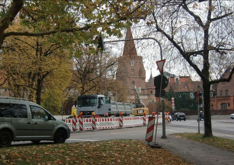 Ingolstadt, Friedhofstraße